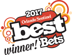 Aquatica was voted the 2017 best water park in Orlando by the Orlando Sentinal