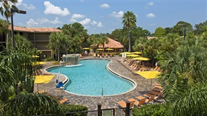 DoubleTree by Hilton Orlando Pool