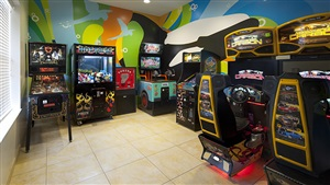 Fairfield Inn and Suites Game Room