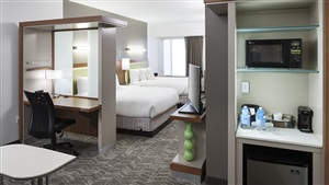 SpringHill Suites Orlando Queen Beds