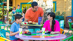 All-Season Dining Plan at Aquatica Orlando