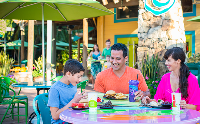 Aquatica San Antonio All Season Dining